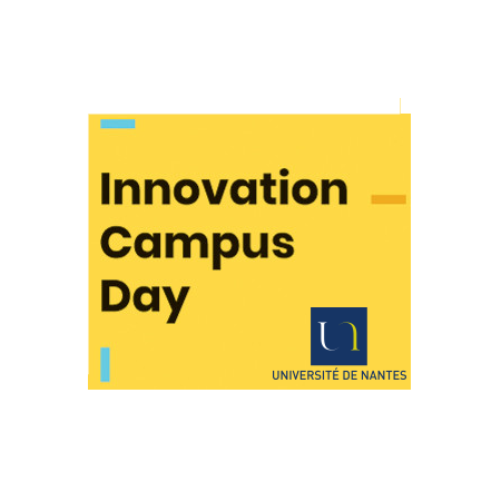 Logo Innovation Campus Day Université Nantes