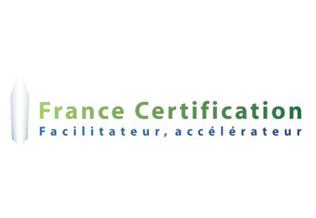 Logo entreprise France Certification vidéo